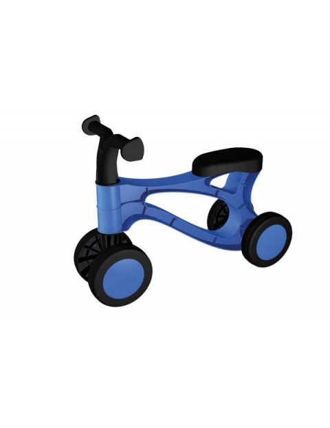 Rowerek niebiesko-czarny