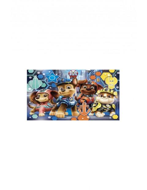 Puzzle super kolor Psi patrol - 2 x 60 elementów