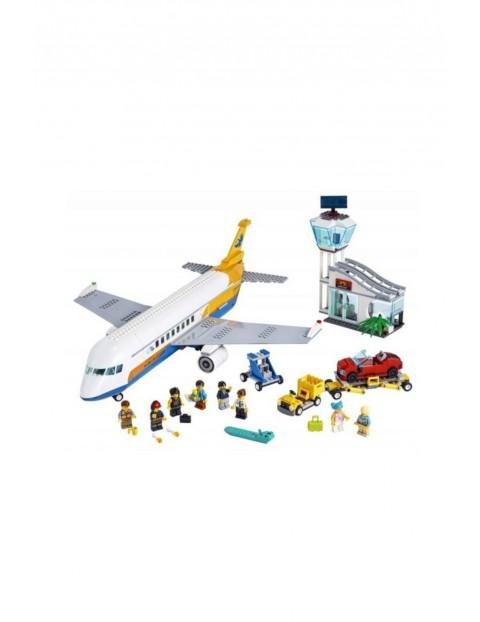 LEGO® City Samolot pasażerski (60262)  669 elementów wiek 6+ -