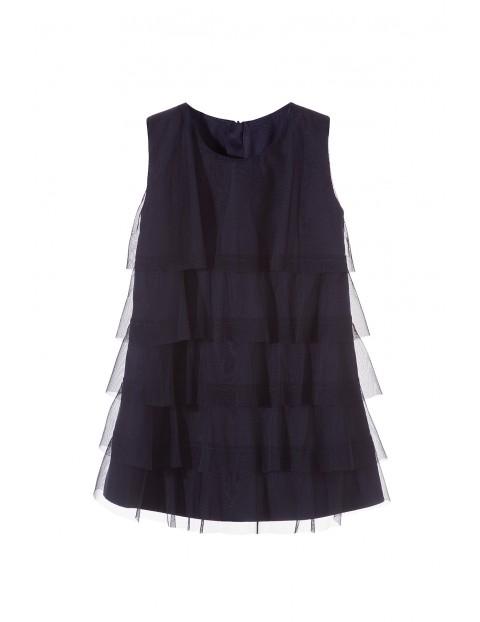Sukienka dziewczęca 3K3316