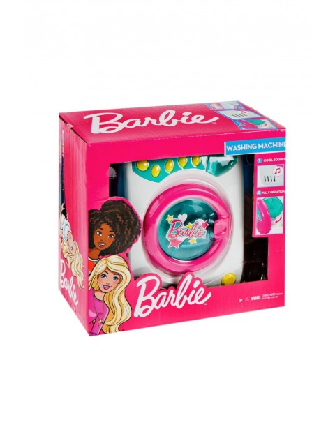 Barbie AGD Pralka wiek 3+