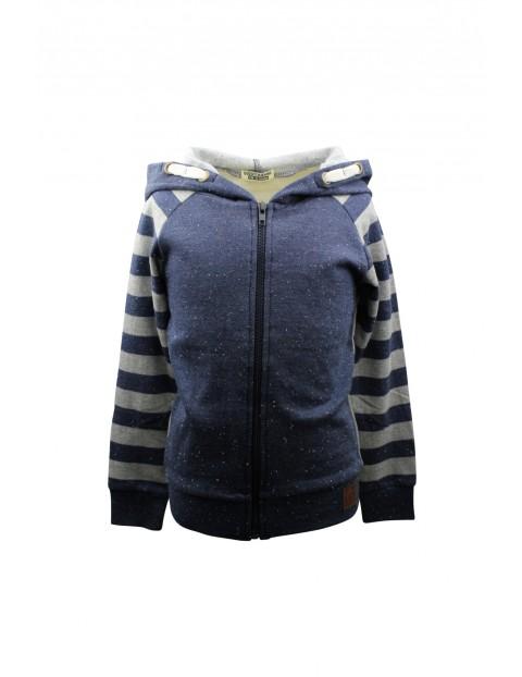 Bluza dresowa dziewczęca 3F33AS