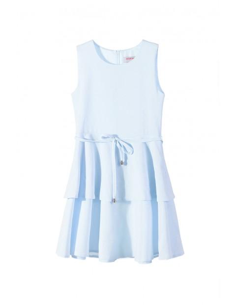 Sukienka dziewczęca 4K3429