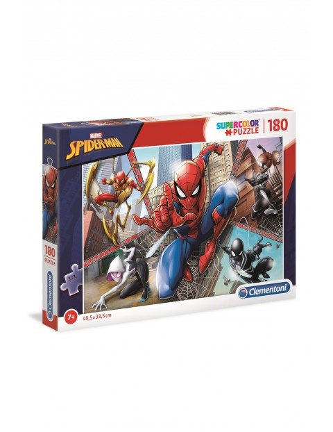 Puzzle Spider Man Clementoni - 180 el wiek 7+