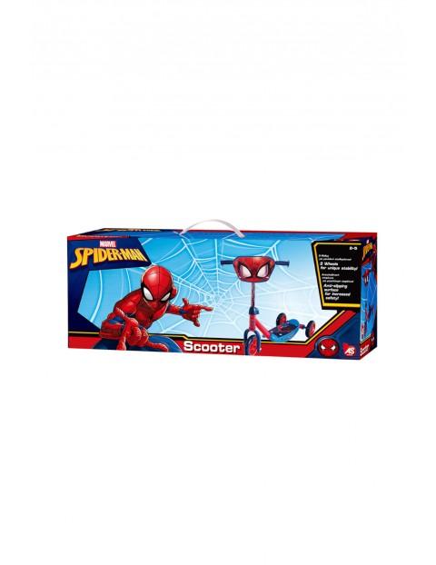 Hulajnoga 3-kołowa Spiderman 2+