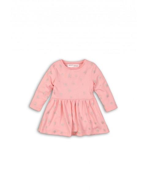 Sukienka niemowlęca 100% bawełna 5K35AD