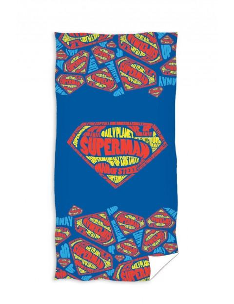 Ręcznik kąpielowy Superman 70x140 cm