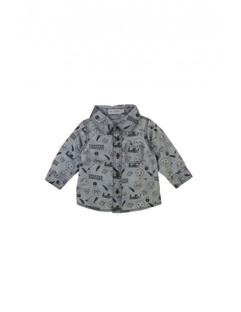 Koszula niemowlęca 5J35A2
