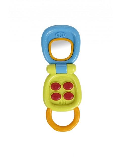 Kolorowy telefonik-zabawka