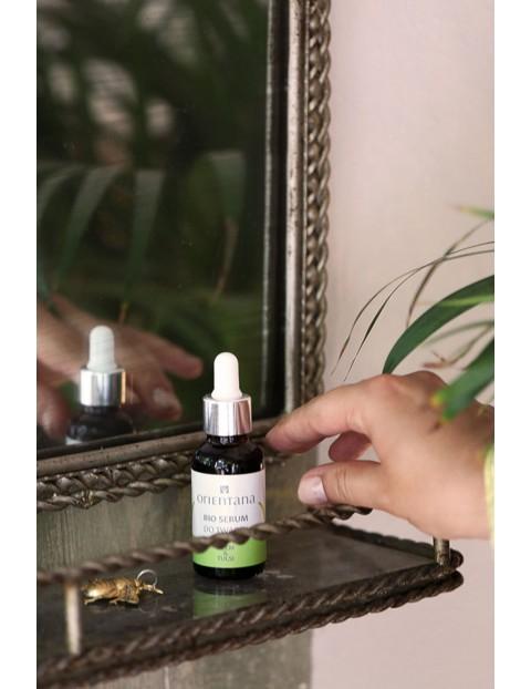 Orientana BIO serum do twarzy NEEM & TULSI, 30ml