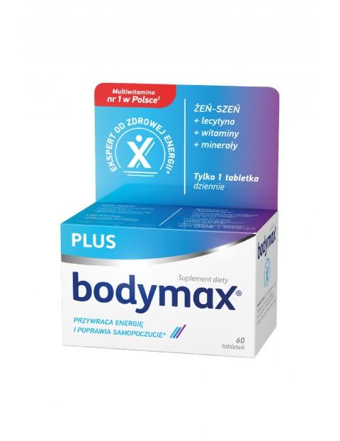 Bodymax Plus dla osób aktywnych na co dzień 60 tabletek