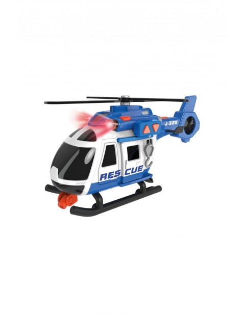 Helikopter policji