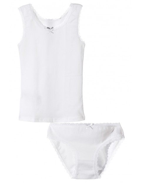Koszulka-majtki- komplet bielizny