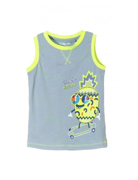 T-shirt chłopięcy 100% bawełna 1I3461