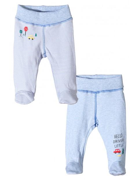 Półśpiochy niemowlęce 2pak 5W3514