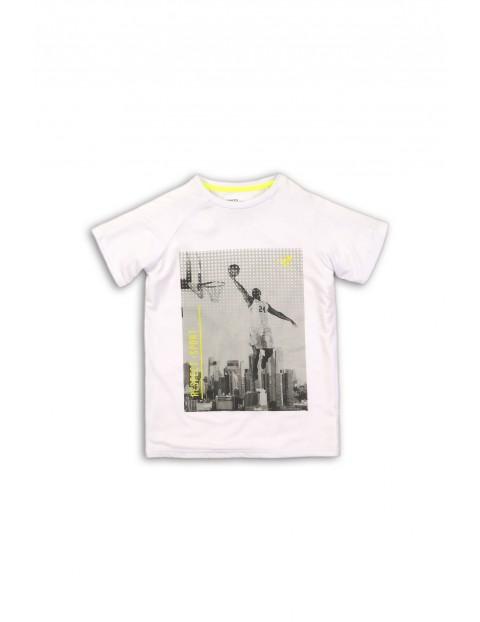 T-shirt chłopięcy rozmiar 152/158 2I34BH