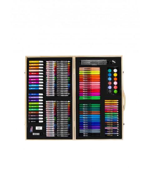 Zestaw artystyczny dla dzieci- ART SET-180 elementów