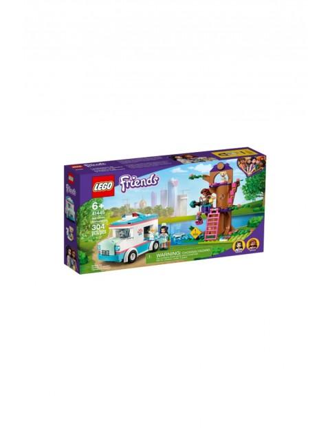 LEGO Friends  - Karetka weterynaryjna - 304 elementy