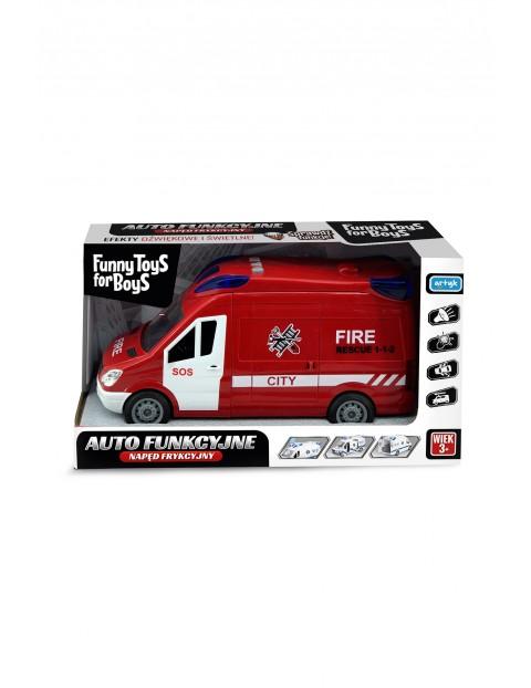 Auto straż pożarna-zabawka dla dzieci