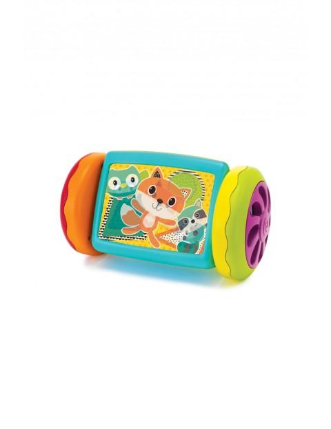 Zwierzątkowy Roller- zabawka dla niemowlaka B-kids 6msc+