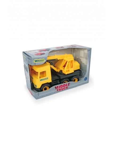 Zabawka Middle Truck dźwig Y36EY