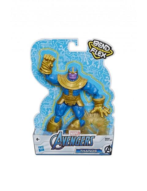 Figurka Thanos - Avengers Bend n Flex 4+