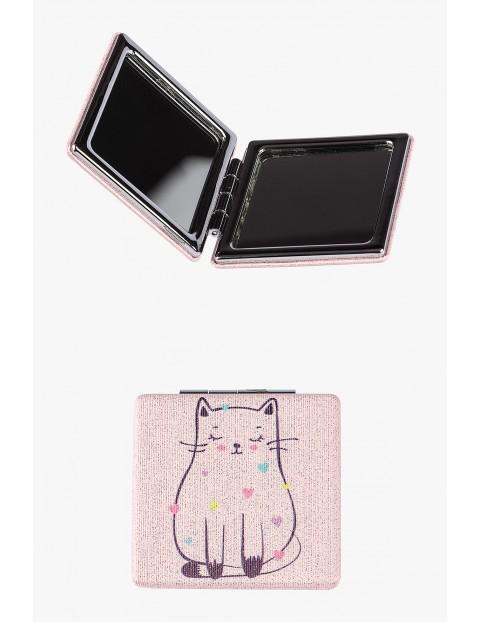 Lusterko dla dziewczynki z kotkiem