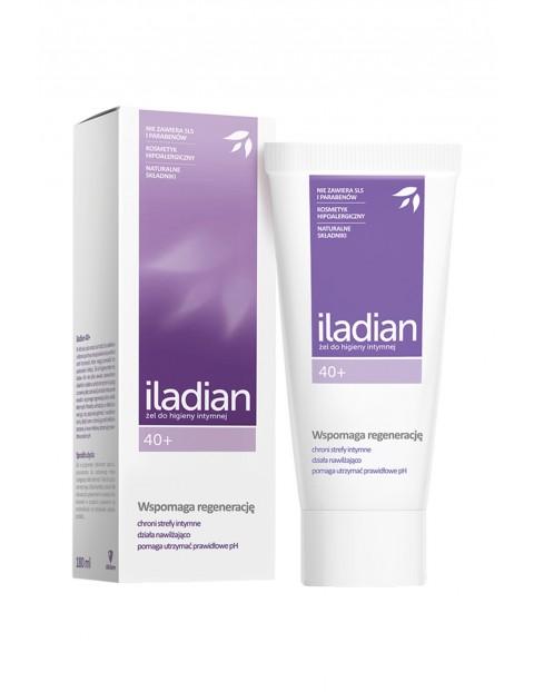 Iladian 40+ Żel do higieny intymnej 180 ml