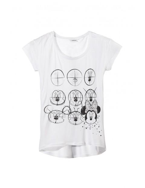 T-shirt damski Myszka Minnie 5Y34B5