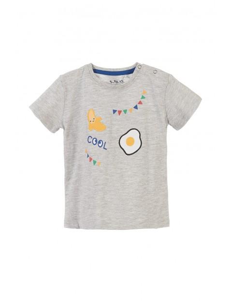 T-shirt niemowlęcy 5I3202