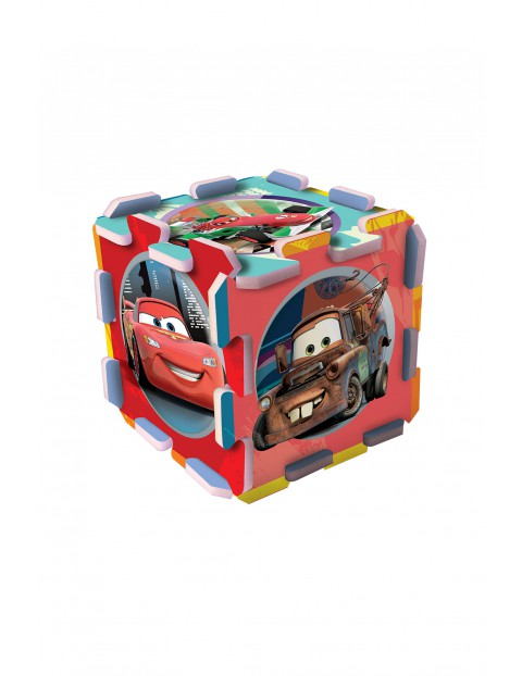 Puzzle piankowe Disney Auta Cars