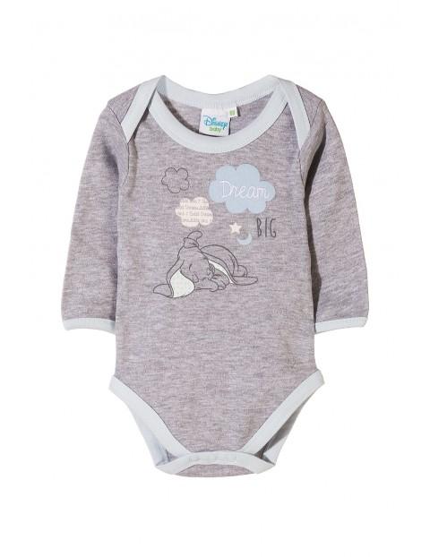 Body niemowlęce z długim rękawem 5T3554