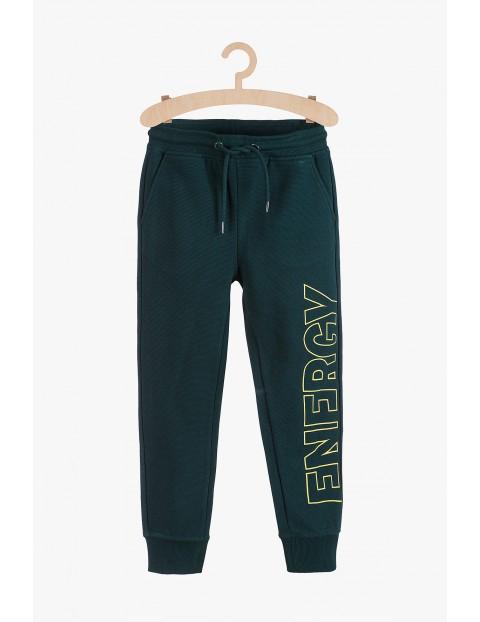 Spodnie dresowe dla chłopca Energy
