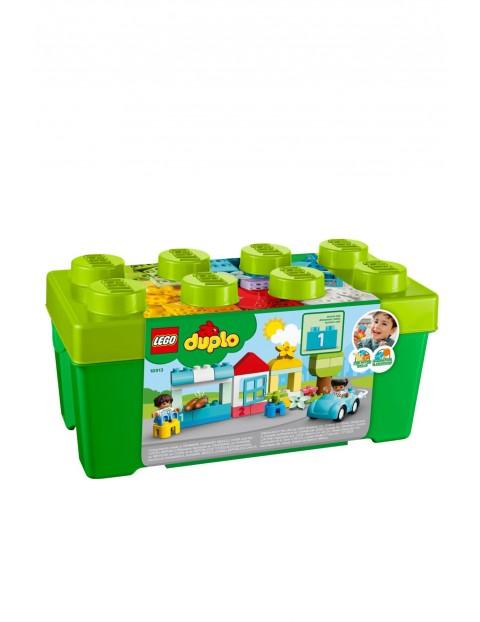 Lego Duplo - Pudełko z klockami - 65 elementów wiek 18msc+