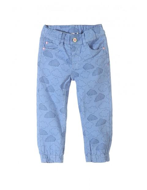 Spodnie dla dziewczynki 3L3201