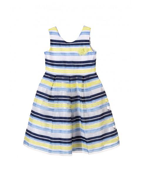 Sukienka dziewczęca 4K3407