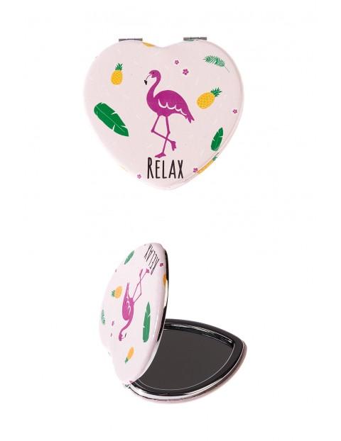 Lusterko dziewczęce flamingi 4Y3501