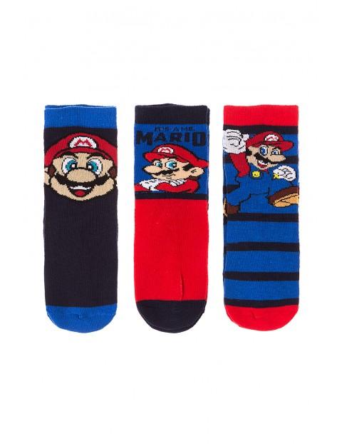 Skarpety Mario Bros 3pak 1V35A7