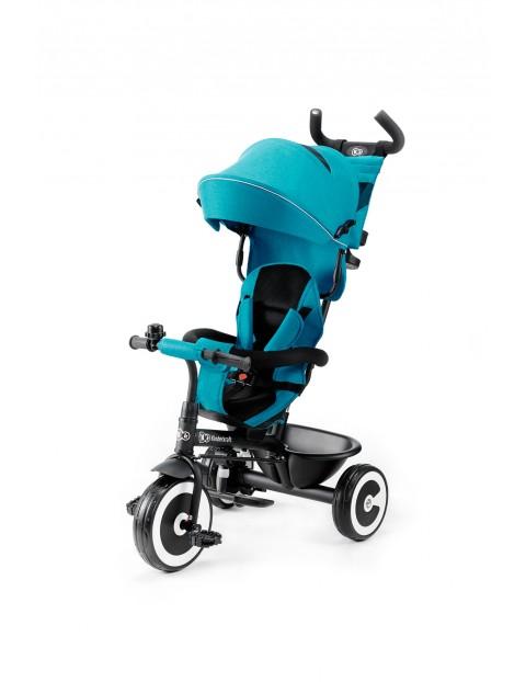 Rowerek trójkołowy i wózek w jednym Aston- Kinderkraft