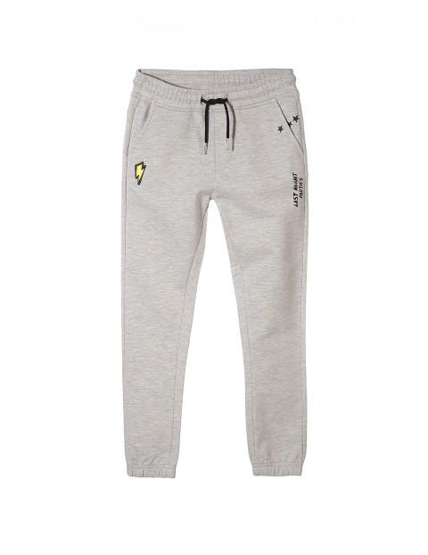 Spodnie dresowe chłopięce 2M3521