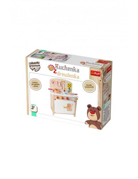 Kuchenka drewniana dla dziecka