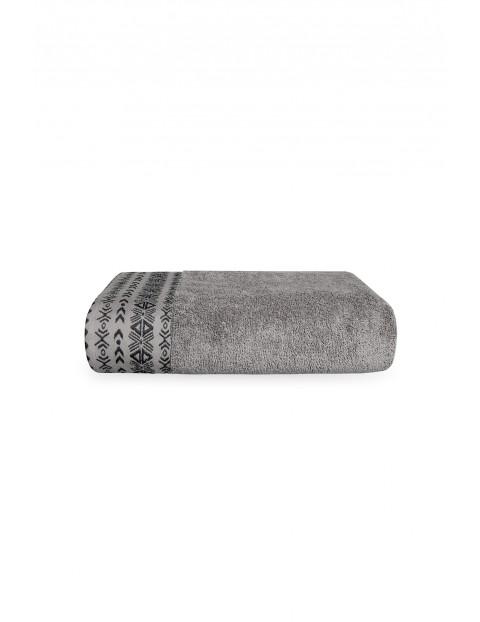 Ręcznik bawełniany DRIADA szary 70X140cm