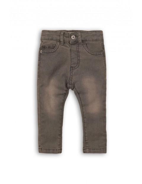 Spodnie chłopięce jeansowe 1L35BA