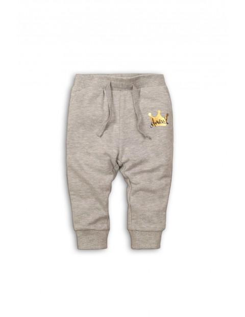 Spodnie dziewczęce Joggery 3L35AO