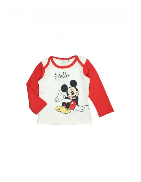 Bluzka niemowlęca Myszka Miki 5I34BL