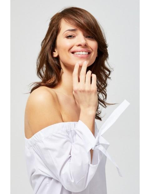 Koszula damska hiszpanka biała