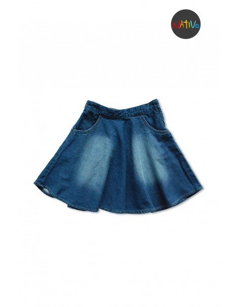 Spódnica dziewczęca 4Q2919