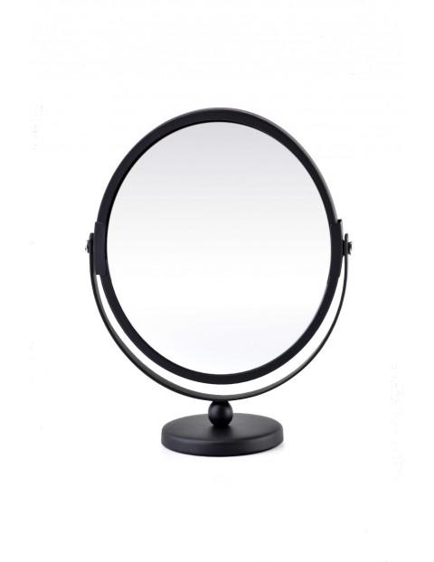 Lusterko kosmetyczne ZAC BLACK 16.5x8x19cm