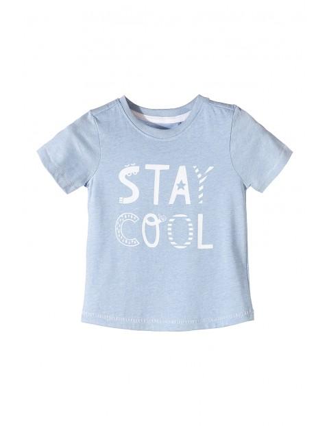 T-shirt chłopięcy 1I3465