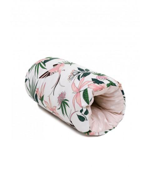 Poduszka na rękę do karmienia - kwiaty